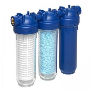 BWT  Pluvio 500ST | Triplex rainwater filter | AF01001