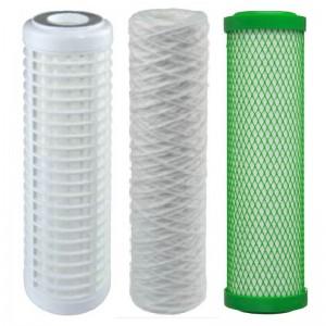 BWT | Vervangfilters voor Pluvio filter Classic II |151675/151676/151677