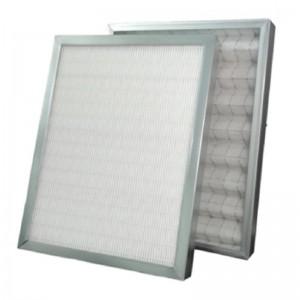 Lemmens HRmural 600/800   Originele filterset G4/F7   405x315x48   510015