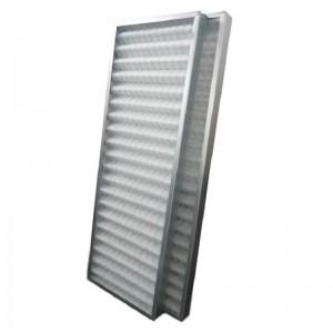 PAUL Maxi Flat 1600 | Filterset G4/G4 | 965x337x48 | 528007660