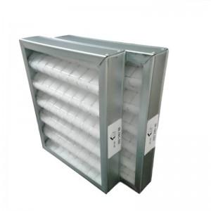 PAUL Maxi Flat 450 | Original MVHR filter set G4/G4 | 245x295x48 | 528007600