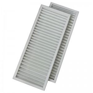 Filterset G4/F7 voor Clima 600 (eerste reeks) - 200x515x24