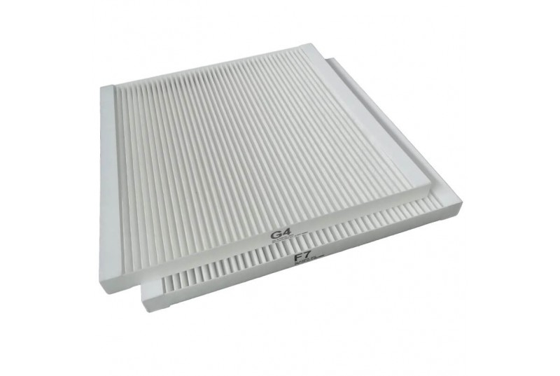 Vasco DX4 / DX5 / DX6   Filterset G4/F7   11VE50361