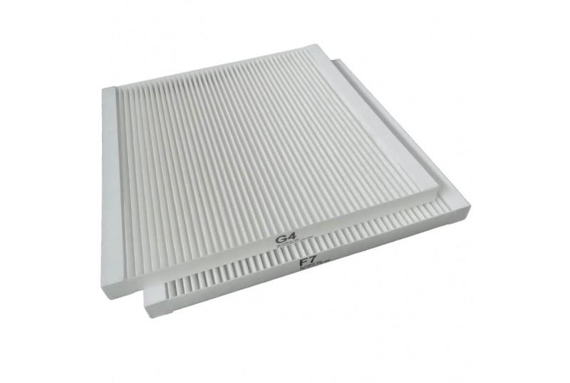 Vasco DX4 / DX5 / DX6 | MVHR filter set G4/F7 | 11VE50361