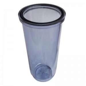 Honeywell KF60 - Kunststof filterhouder pot  FF40 AX / FF60 AX