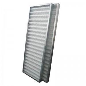 PAUL Maxi Flat 2000 | Original MVHR filter set G4/G4 | 1250x337x48 | 528007680