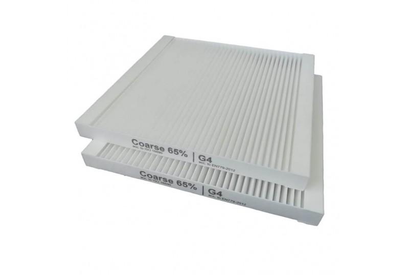 Vasco D400 (II)   Original filter set   11VE50350/DFVE50350