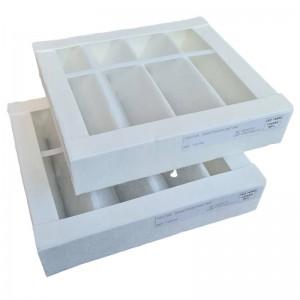 Lemmens Mural PX 300/400 T | Genuine filter set G4/G4 | 510115