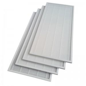 Samsung ERV 350 / 500 | Alternative filter set F7 (4 pieces) | DB63-01665F