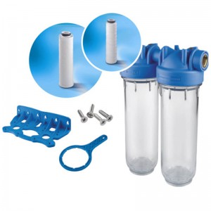 Durlem Duplex - Rainwater filter - 7300KITD