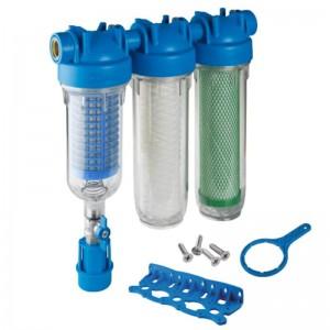Durlem Triplex Top Rain - Rainwater filter - 73033