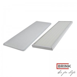 Brink Renovent HR Medium/Large WITHOUT bypass | Filter set MVHR G3/F6 | 580490 / 531110