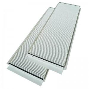 Zehnder ComfoAir Q 350 / 450 / 600 | Alternative filter set G4/G4 | 400502012