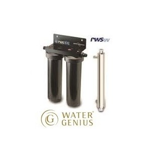 Watergenius - Regenwaterfilter RWS XXL 3/4 + UV-lamp