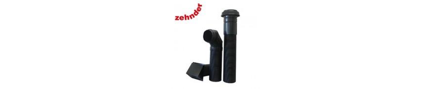 Zehnder - Flexalen: Thermisch en akoestisch geïsoleerde verbindingsstukken